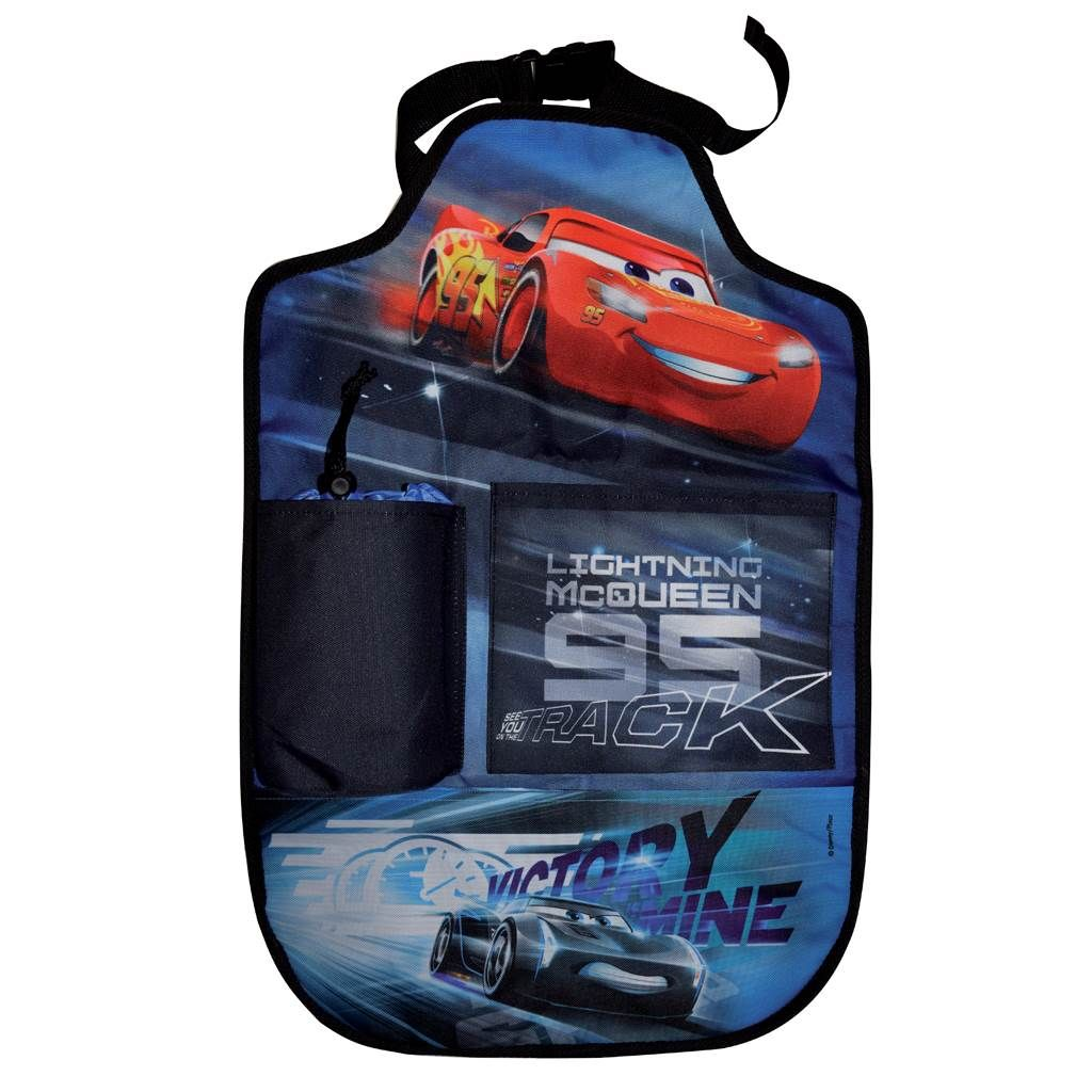 Kapsář do auta Disney Cars 2 40x60 cm KAUFMANN