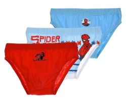 SADA 3 KS  SLIPY SPIDERMAN er 3015, vel. 6-8