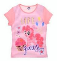 SET 4 KS TRIČKO MY LITTLE PONY, vel. 3,4,6,8