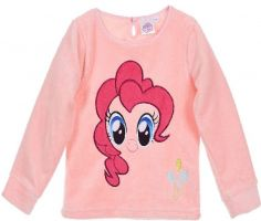 SET 4 KS MIKINA MY LITTLE PONY, vel. 3,4,6,8